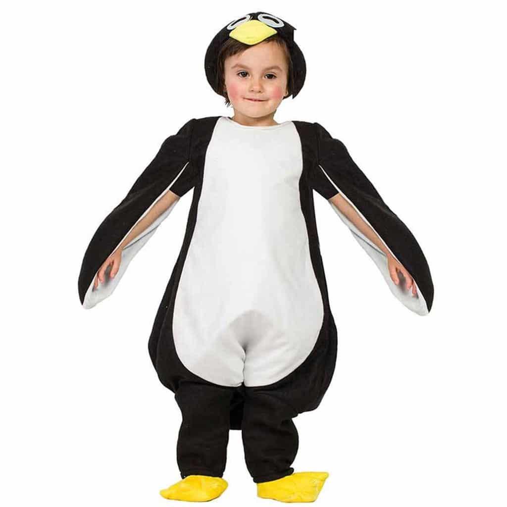 Costume da Pinguino Bimbo - Maschere di Carnevale.fun